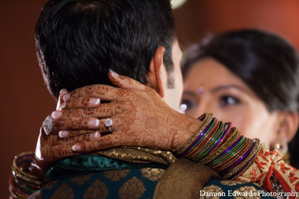 Indian wedding bridal accessories mehndi in Long Island, New York Indian Wedding by Damion Edwards Photo