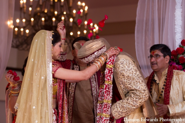 Indian wedding ceremony customs in Long Island, New York Indian Wedding by Damion Edwards Photo
