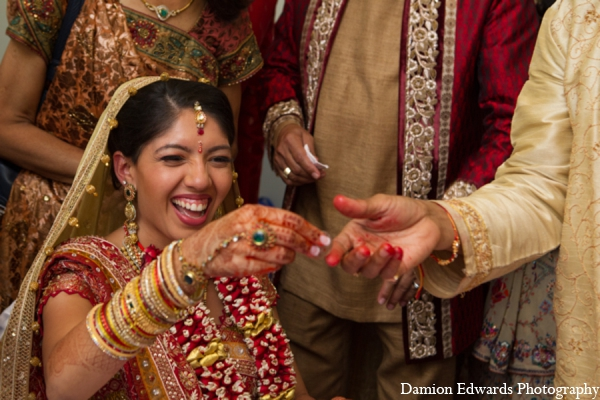 Indian wedding ceremony tradition in Long Island, New York Indian Wedding by Damion Edwards Photo