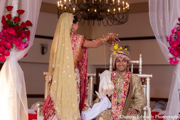 Indian wedding ceremony traditions in Long Island, New York Indian Wedding by Damion Edwards Photo
