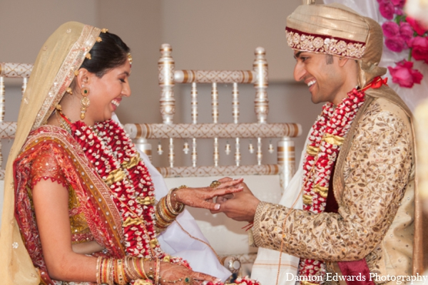 Indian wedding fusion ceremony in Long Island, New York Indian Wedding by Damion Edwards Photo