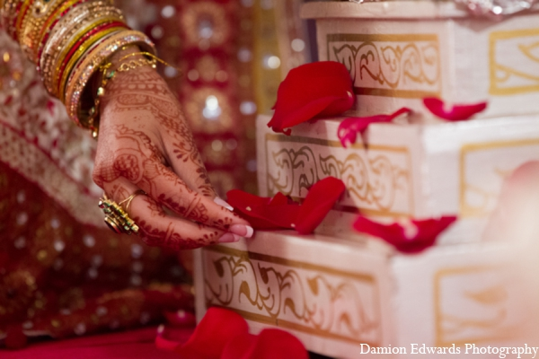 Indian wedding traditional ceremony elements in Long Island, New York Indian Wedding by Damion Edwards Photo