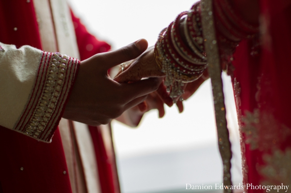 Indian wedding tradition ceremony customs in Jersey City, New Jersey Indian Wedding by Damion Edwards Photography