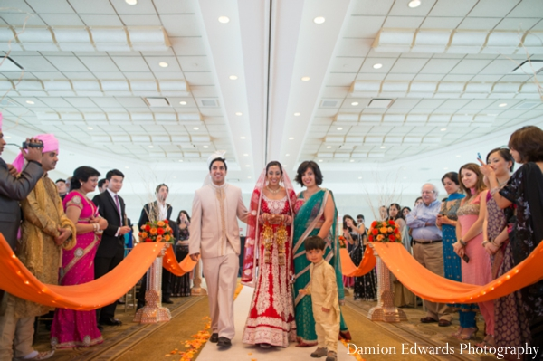 Indian wedding ceremony traditional customs rituals in Jersey City, New Jersey Indian Wedding by Damion Edwards Photography