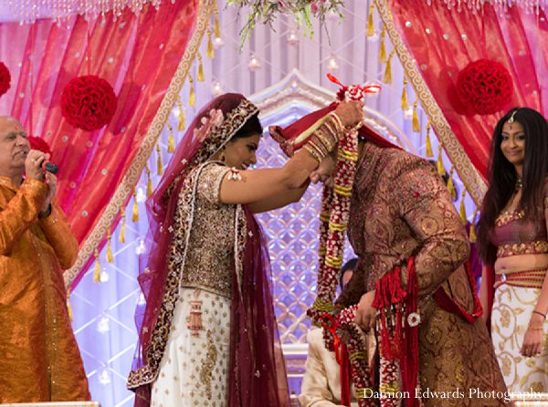 Indian wedding ceremony photography traditions in New Brunswick, NJ Indian Wedding by Damion Edwards Photography