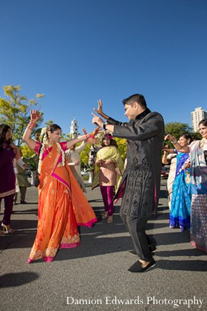 Indian wedding photography baraat in New Brunswick, NJ Indian Wedding by Damion Edwards Photography