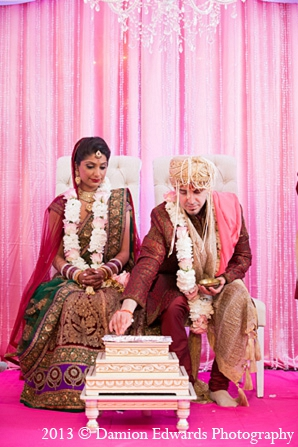 ceremony,traditional indian wedding dress,traditional indian wedding,indian wedding traditions,indian wedding traditions and customs,traditional hindu wedding,indian wedding tradition,indian wedding mandap,Damion Edwards Photography