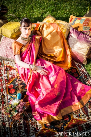 Indian wedding inspiration photography bridal colorful