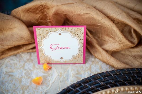 Indian wedding table setting decor ideas