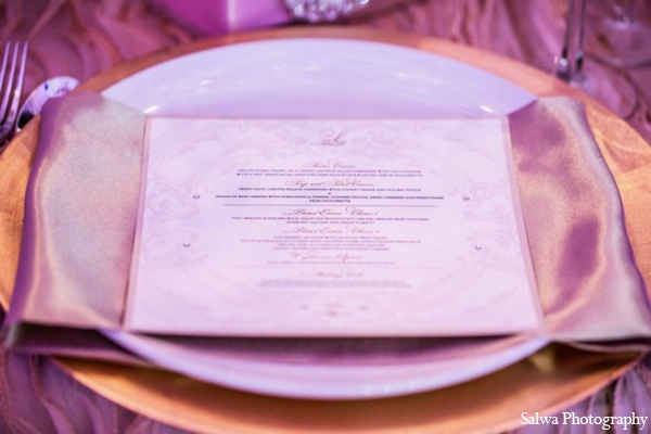 Indian wedding stationary in Design House Decor Indian Bridal Inspiration Shoot by Salwa Photography