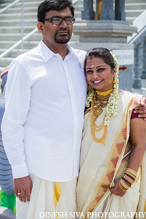 Indian wedding bride groom fashion hindu in Morganville, New Jersey Indian Wedding by Dinesh Siva Photography