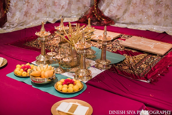 Indian wedding hindu ceremony traditional in Morganville, New Jersey Indian Wedding by Dinesh Siva Photography