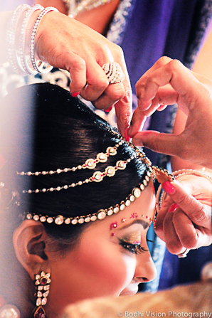 indian wedding hair makeup jewelry