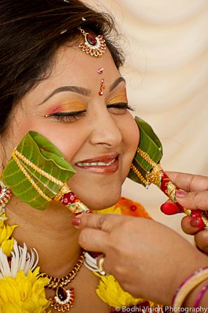 Indian wedding tradition custom bride