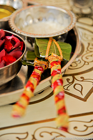 Indian wedding tradition customs spices