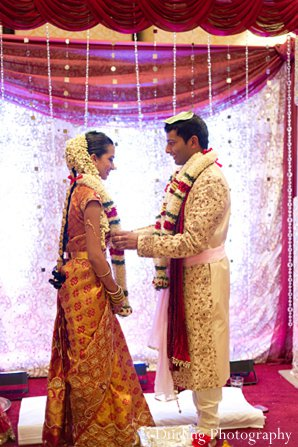 Ceremony indian wedding bride traditions mandap