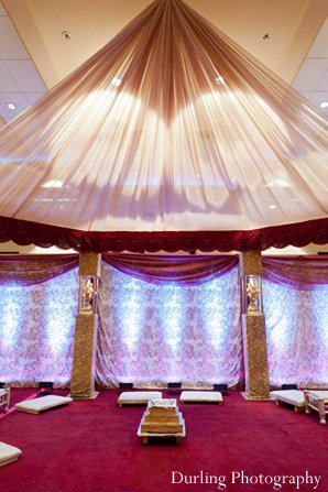 Ceremony indian wedding mandap venue