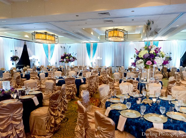 Indian wedding decor venue reception