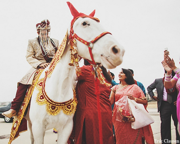 indian wedding groom baraat