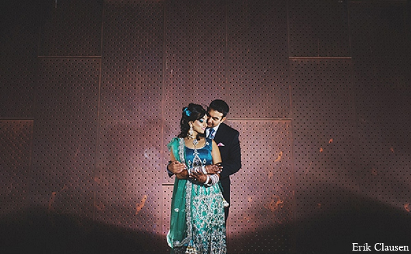 indian wedding reception bride groom photography