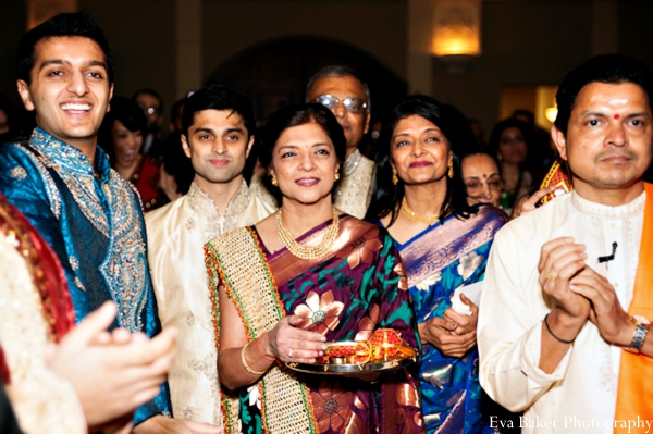 Indian-wedding-baraat-family-guests