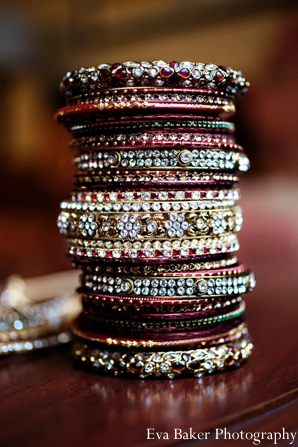 Indian-wedding-bride-detail-bangles-traditional