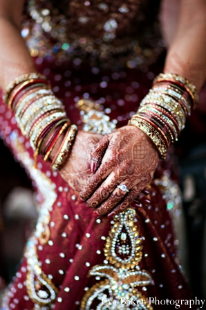 Indian-wedding-bride-detail-mehndi-bangles-gold