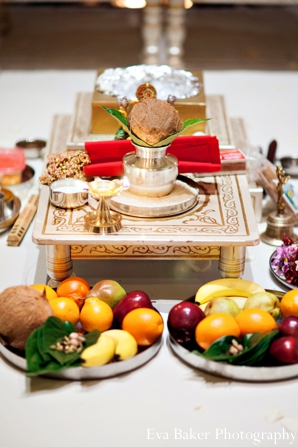 Indian-wedding-ceremony-decor-detail-food