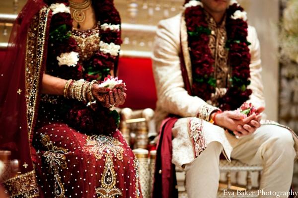 Indian-wedding-ceremony-groom-bride-mandap-detail