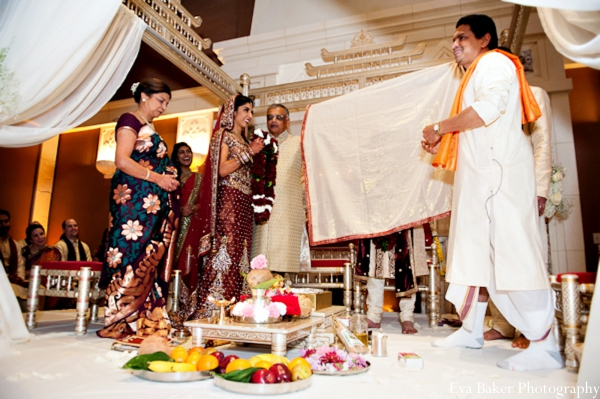 Indian-wedding-ceremony-traditional-mandap
