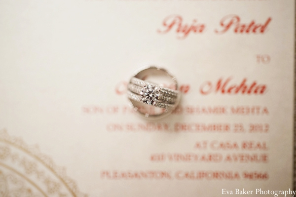 Indian-wedding-invitation-ring-diamond