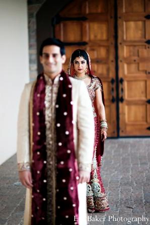 Indian-wedding-portrait-bride-groom-ideas