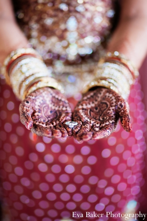 Indian-wedding-portrait-bride-mehndi-detail