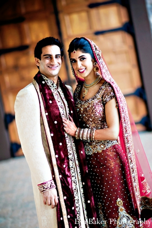Indian-wedding-portrait-groom-bride-venue