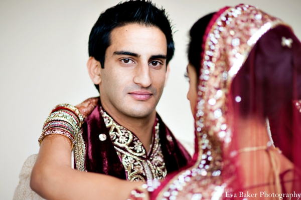 Indian-wedding-portrait-groom-bride