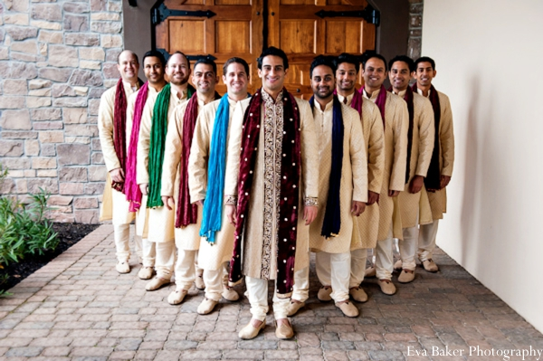 Indian-wedding-portrait-wedding-party-groom
