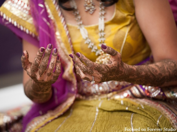 Indian wedding ceremony traditional sangeet in Boca Raton, Florida Indian Wedding by Focused on Forever Studio