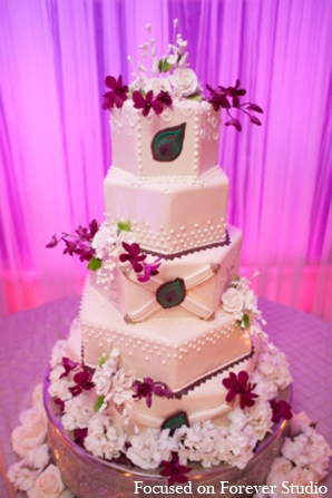 red,white,pink,cakes and treats,Floral & Decor,ideas for indian wedding reception,indian wedding decoration ideas,indian wedding ideas,Focused On Forever Studio