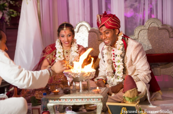 Indian wedding tradition ceremony customs in Boca Raton, Florida Indian Wedding by Focused on Forever Studio