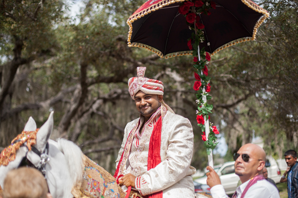 indian wedding baraat,indian wedding transportation,garrett frandsen photography,traditional indian wedding,indian wedding traditions