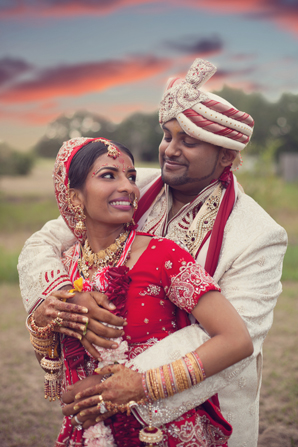 red,gold indian wedding jewelry,cream,white,indian wedding portraits,garrett frandsen photography,indian wedding makeup,indian bride makeup,indian wedding wear