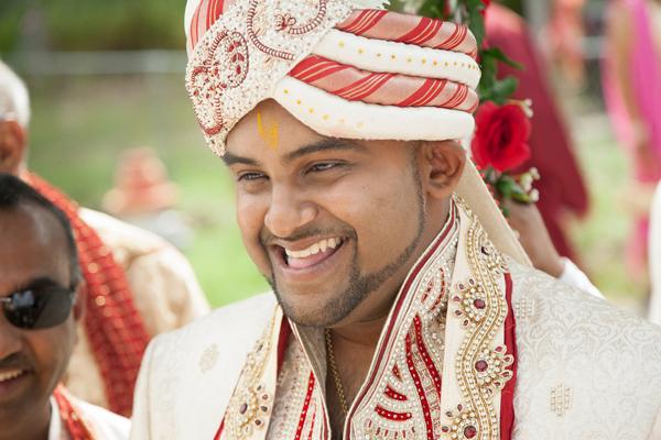 Indian wedding groom photo in Orlando, Florida Fusion Wedding by Garrett Frandsen
