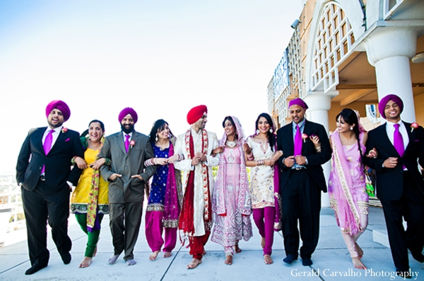baby pink,indian bride,indian wedding portrait,indian wedding inspiration,gerald carvalho photography
