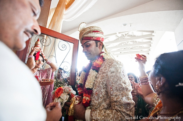 Indian wedding traditional baraat celebration in San Mateo, California Indian Wedding by Gerald Carvalho Photography