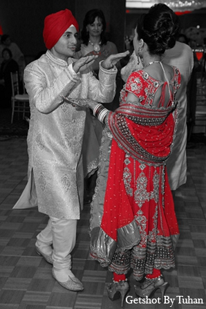 Indian wedding bride groom photography reception in Newport Beach, CA Indian Wedding by Getshot By Tuhan