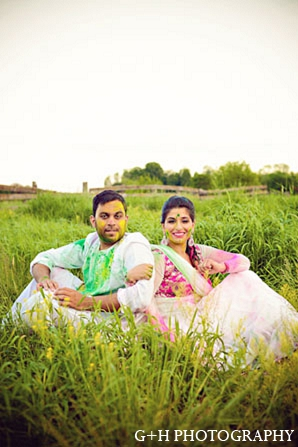 indian photography engagement bride groom