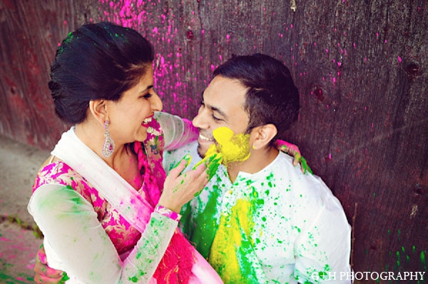 Indian wedding groom pride portraits in G + H Photography Engagement Inspiration Shoot