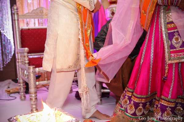 Indian wedding ceremony traditional customs and rituals in Agawam, Massachusetts Indian Wedding by Gio Jung Photography