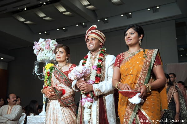 Indian wedding traditional ceremony hindu in Dallas, Texas Indian Wedding by Greg Blomberg