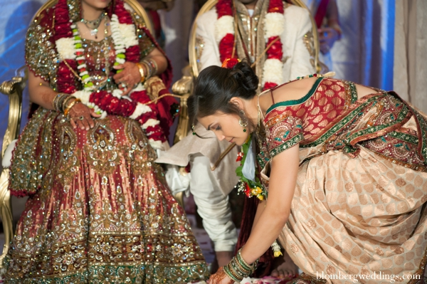 Indian wedding traditional ceremony hindu customs in Dallas, Texas Indian Wedding by Greg Blomberg
